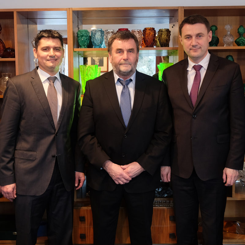 Visit of the Governor of the Liberec Region